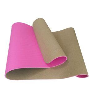 mat, cork mat , exercise mat