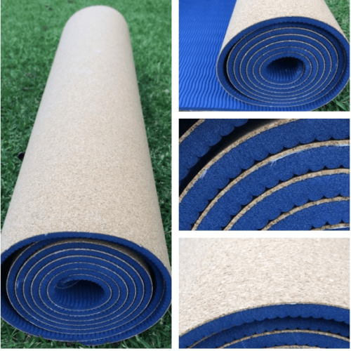cork yoga mat, mat, eco mat